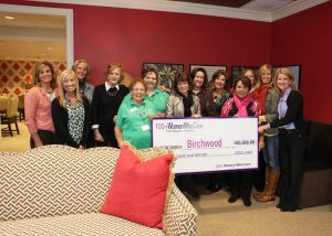100+ Women Who Care Fort Wayne making a difference.