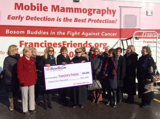 Francine's Friends